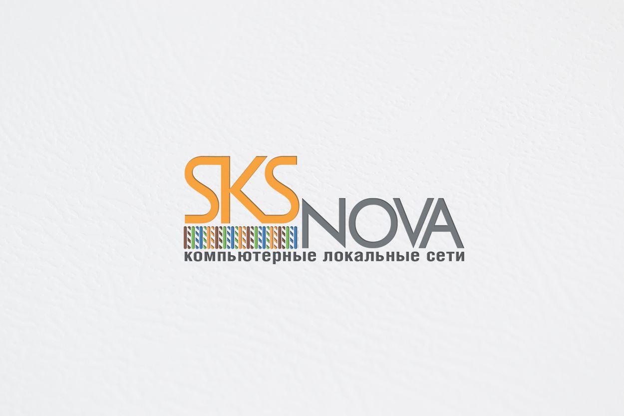 Логотип для компании по монтажу комп. сетей - дизайнер djmirionec1