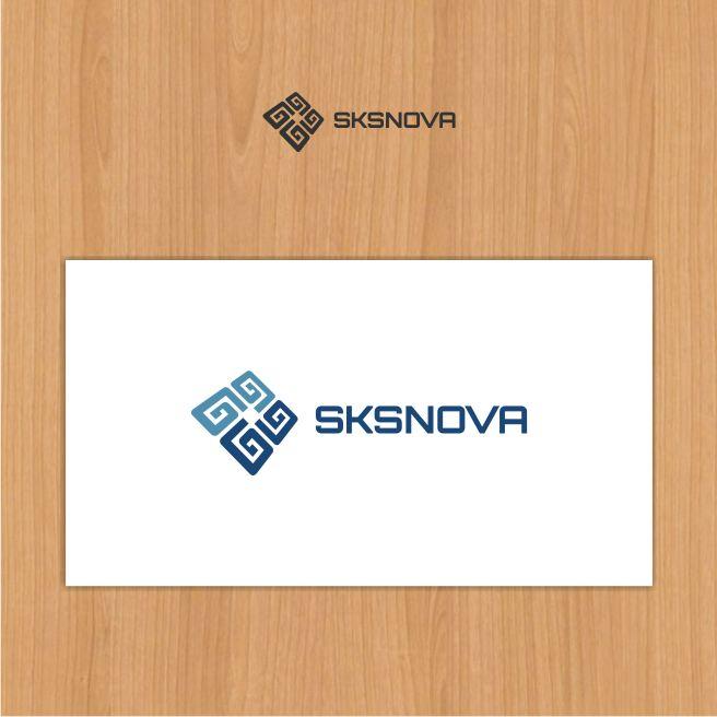 Логотип для компании по монтажу комп. сетей - дизайнер Crystal10