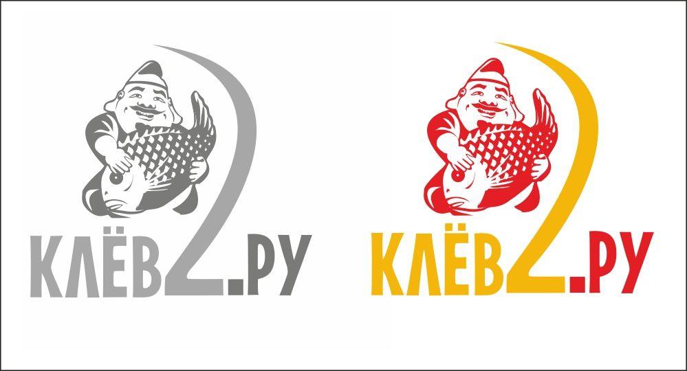 Логотип для рыболовного интернет магазина - дизайнер yu78