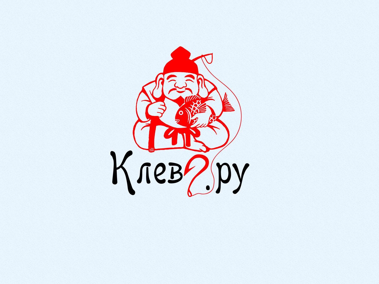 Логотип для рыболовного интернет магазина - дизайнер eestingnef