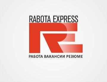 Логотип для RabotaExpress.ru (победителю - бонус) - дизайнер sv58