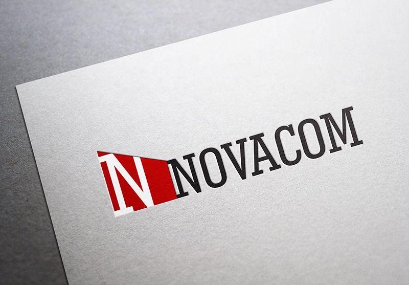 Новаком - обновление логотипа - дизайнер Azumi
