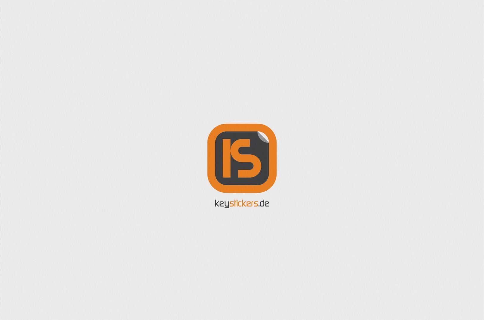 Лого для онлайн магазина (наклейки для клавиатуры) - дизайнер ashcom007