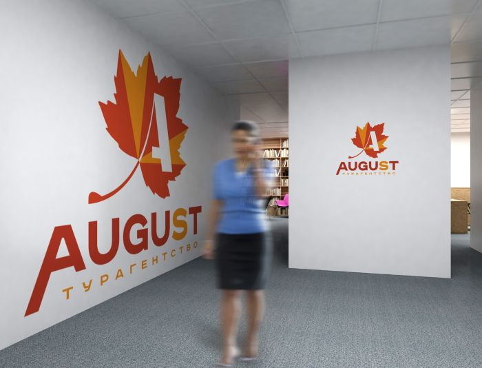 Логотип туристического агентства - дизайнер Advokat72