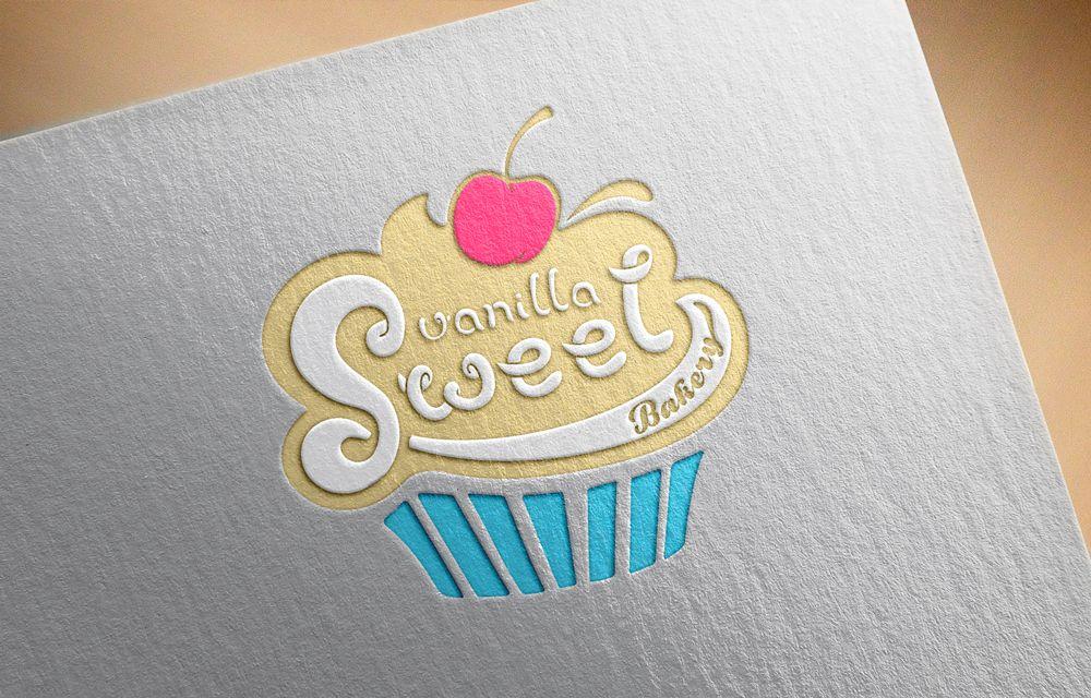 Логотип для домашней кондитерской - дизайнер dfstyle