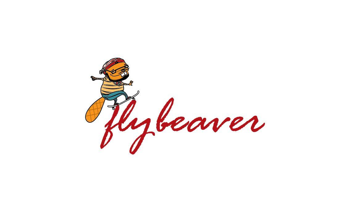 Дизайн логотипа для ИТ-компании flybeaver - дизайнер noscere
