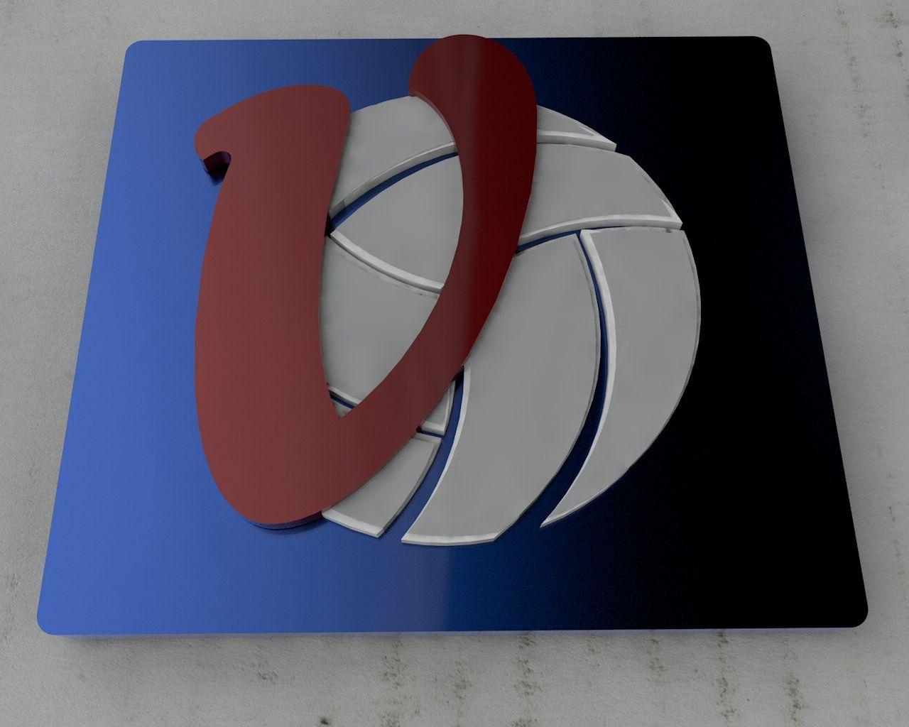 Логотип для школы волейбола (победителю - бонус) - дизайнер Scar92