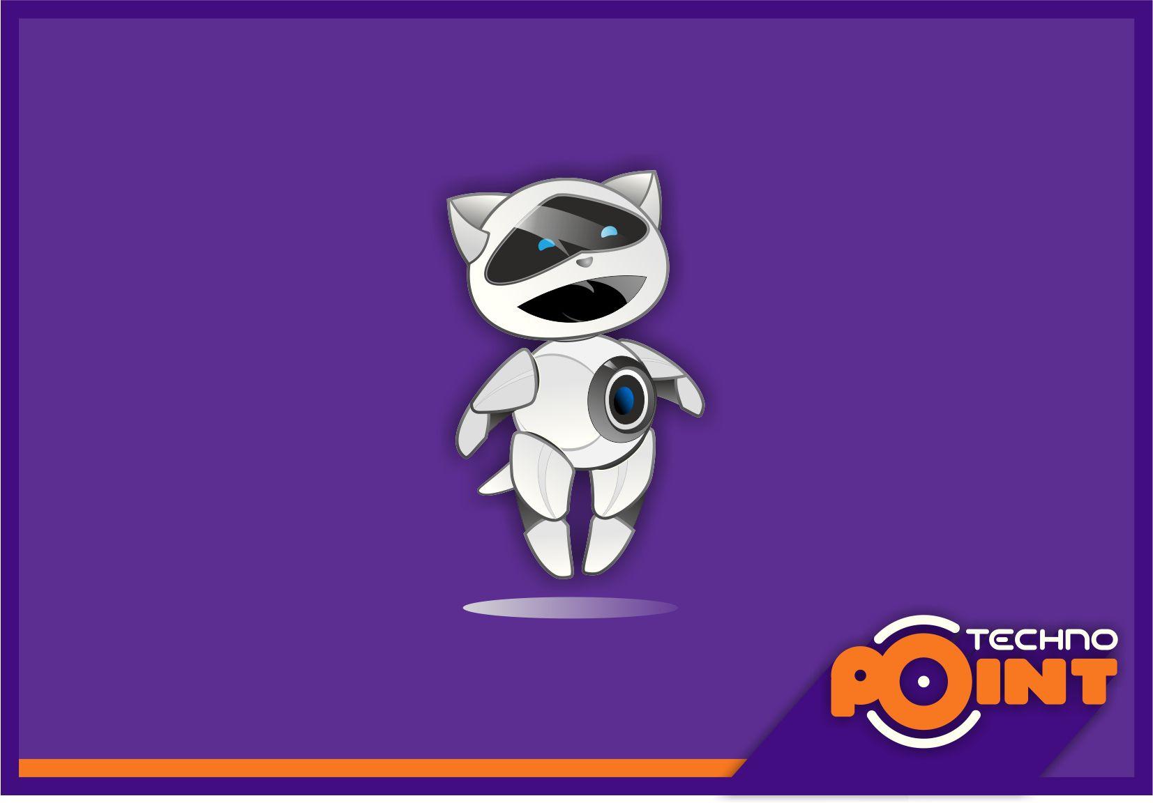 Фирменный персонаж компании - дизайнер La_persona