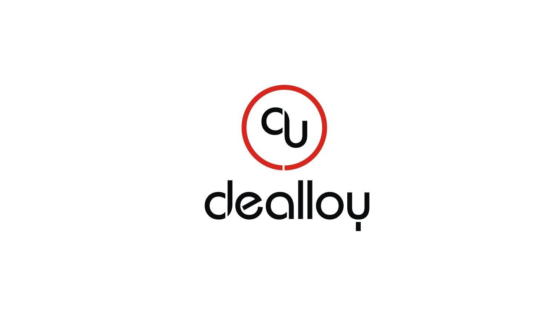 Логотип DeAlloy - дизайнер markosov