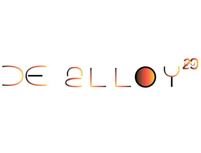 Логотип DeAlloy - дизайнер LivyLivy