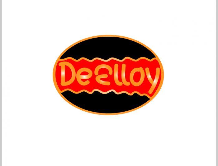 Логотип DeAlloy - дизайнер PERO71