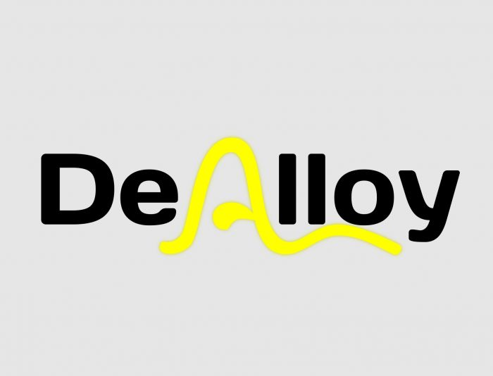 Логотип DeAlloy - дизайнер qwertymax2