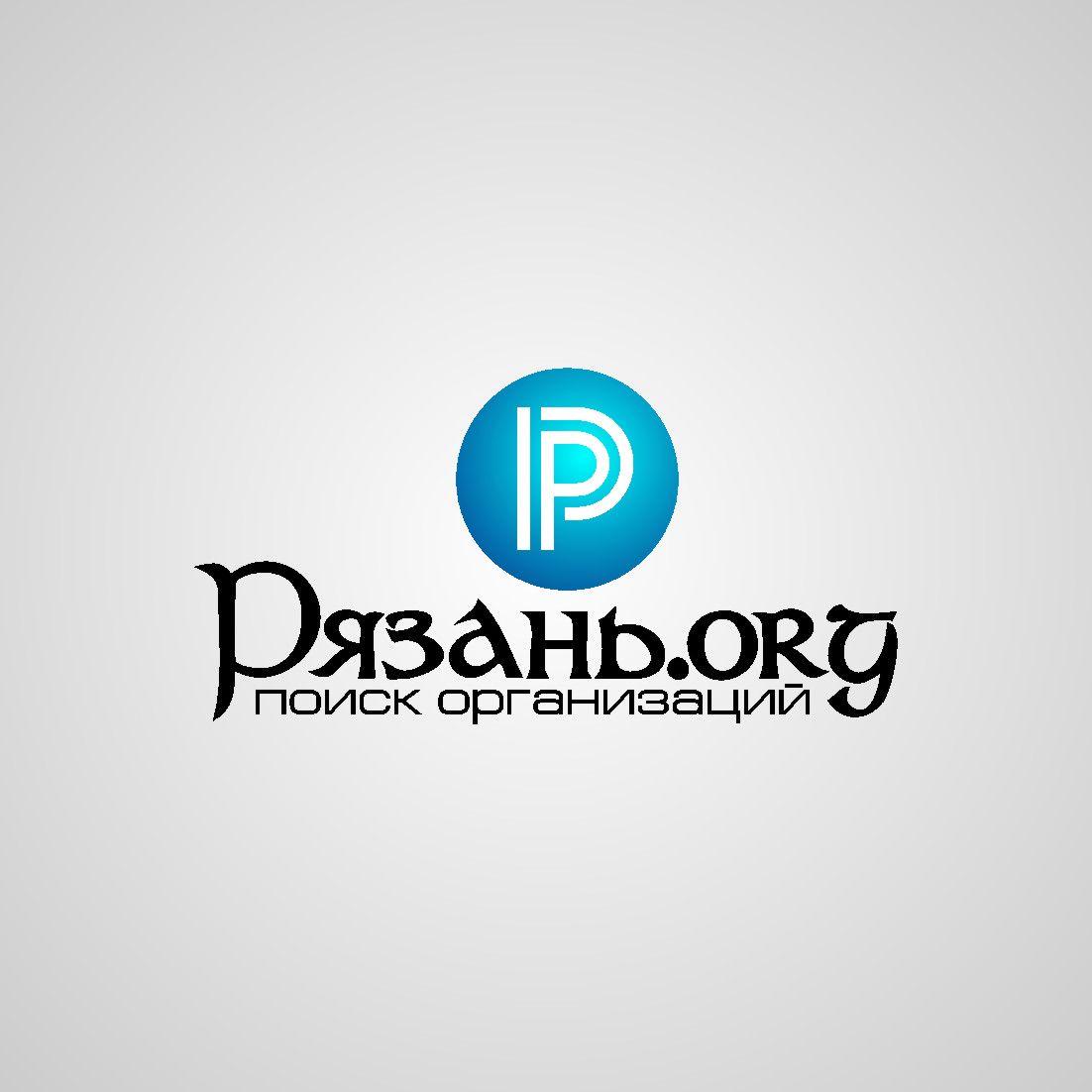 Логотип для поисковой системы - дизайнер Ryaha