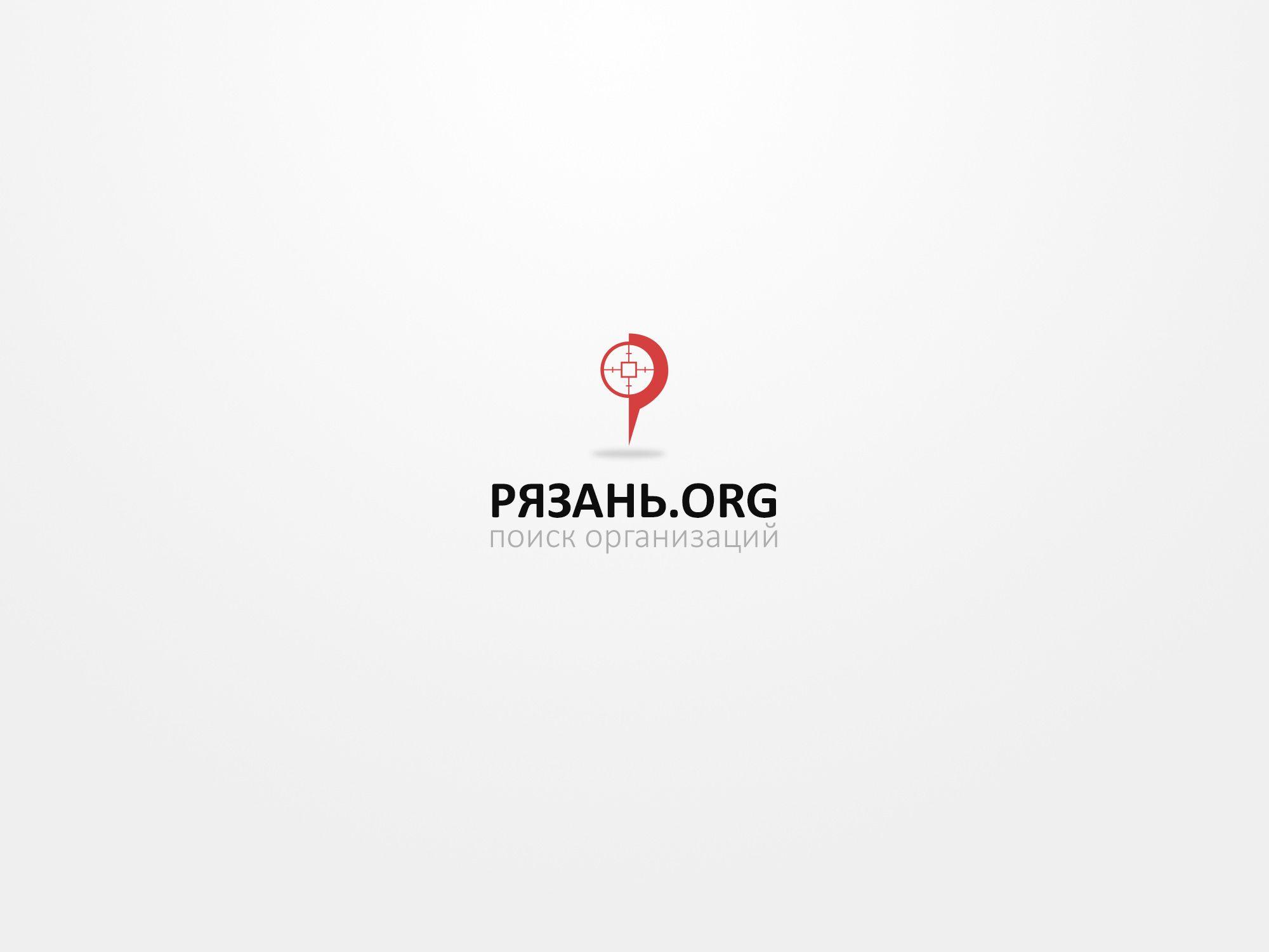 Логотип для поисковой системы - дизайнер LuginDM