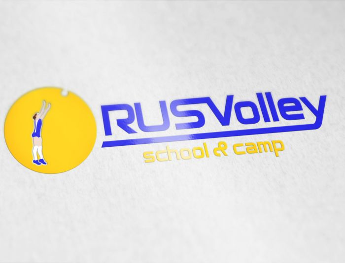 Логотип для школы волейбола (победителю - бонус) - дизайнер Ninpo
