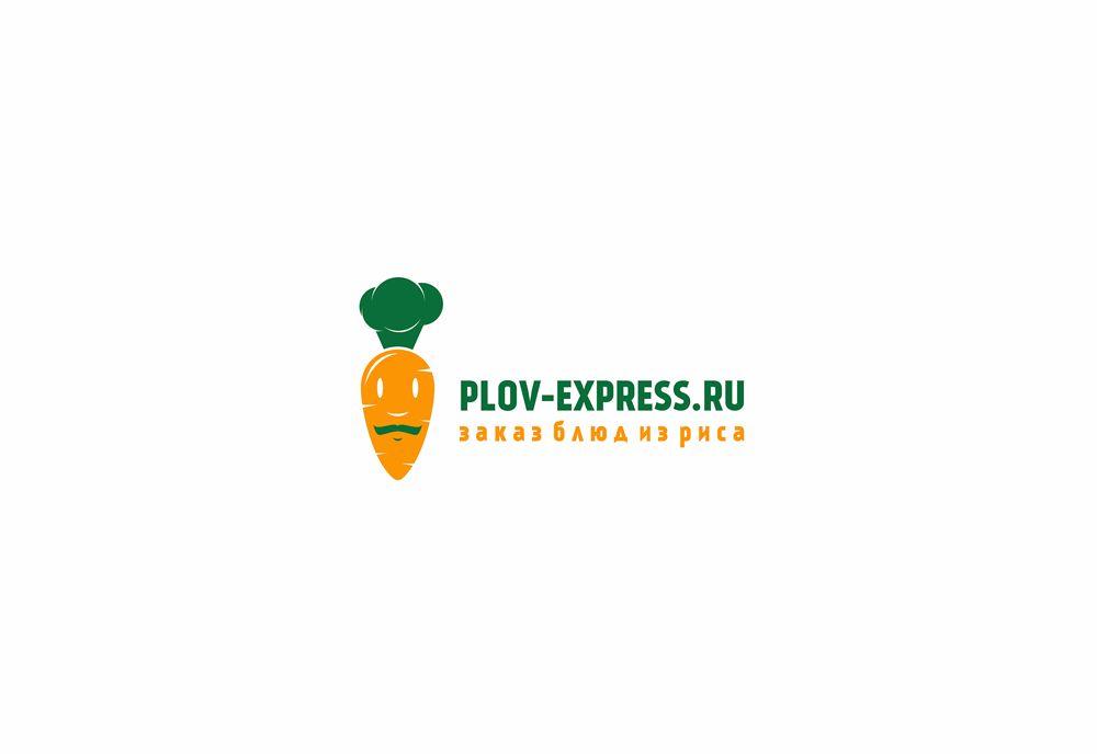 Лого и фирмстиль для сайта plov-express.ru - дизайнер yuro
