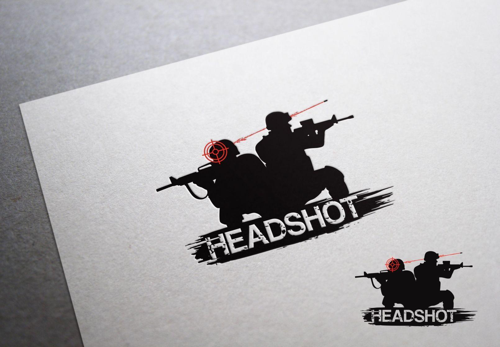 Логотип для игрового проекта HEADSHOT - дизайнер Krupicki