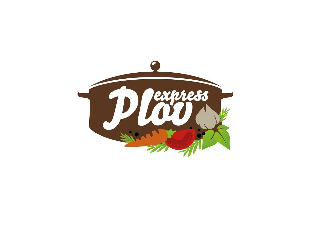 Лого и фирмстиль для сайта plov-express.ru - дизайнер Piona11