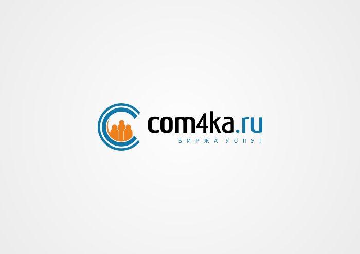 Логотип для интернет проекта com4ka.com - дизайнер zozuca-a