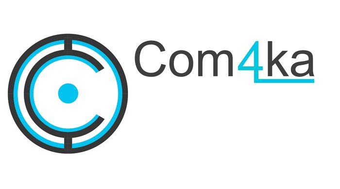 Логотип для интернет проекта com4ka.com - дизайнер Resser