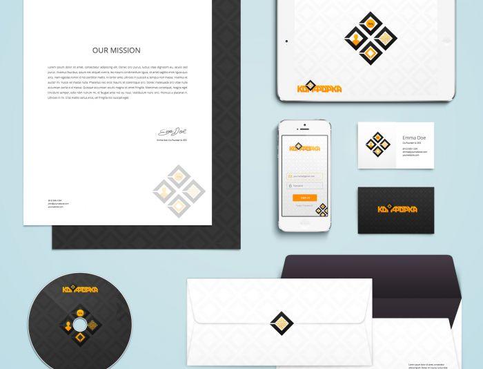 Логотип для интернет проекта com4ka.com - дизайнер seryiy