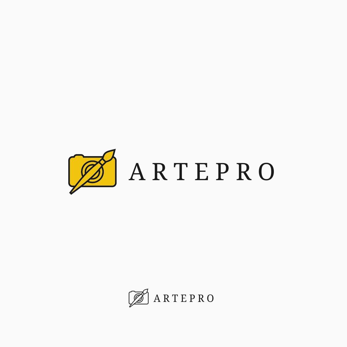 Лого и фирменный стиль для Artrepro - дизайнер TVdesign