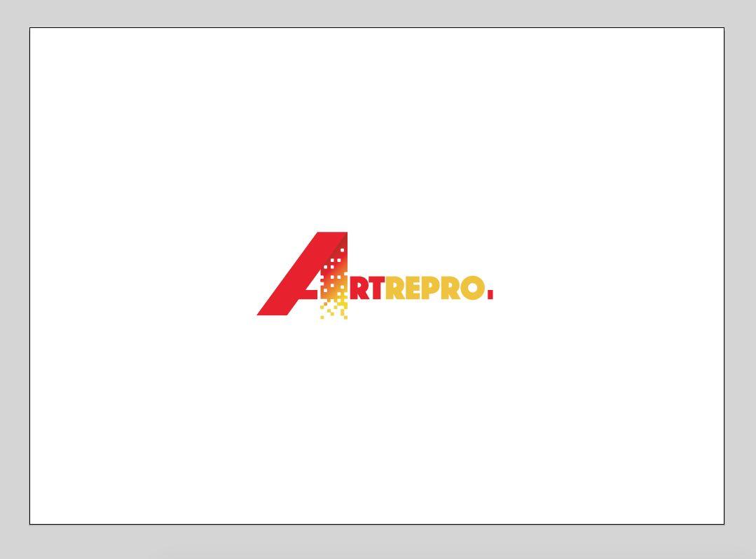 Лого и фирменный стиль для Artrepro - дизайнер icametolive