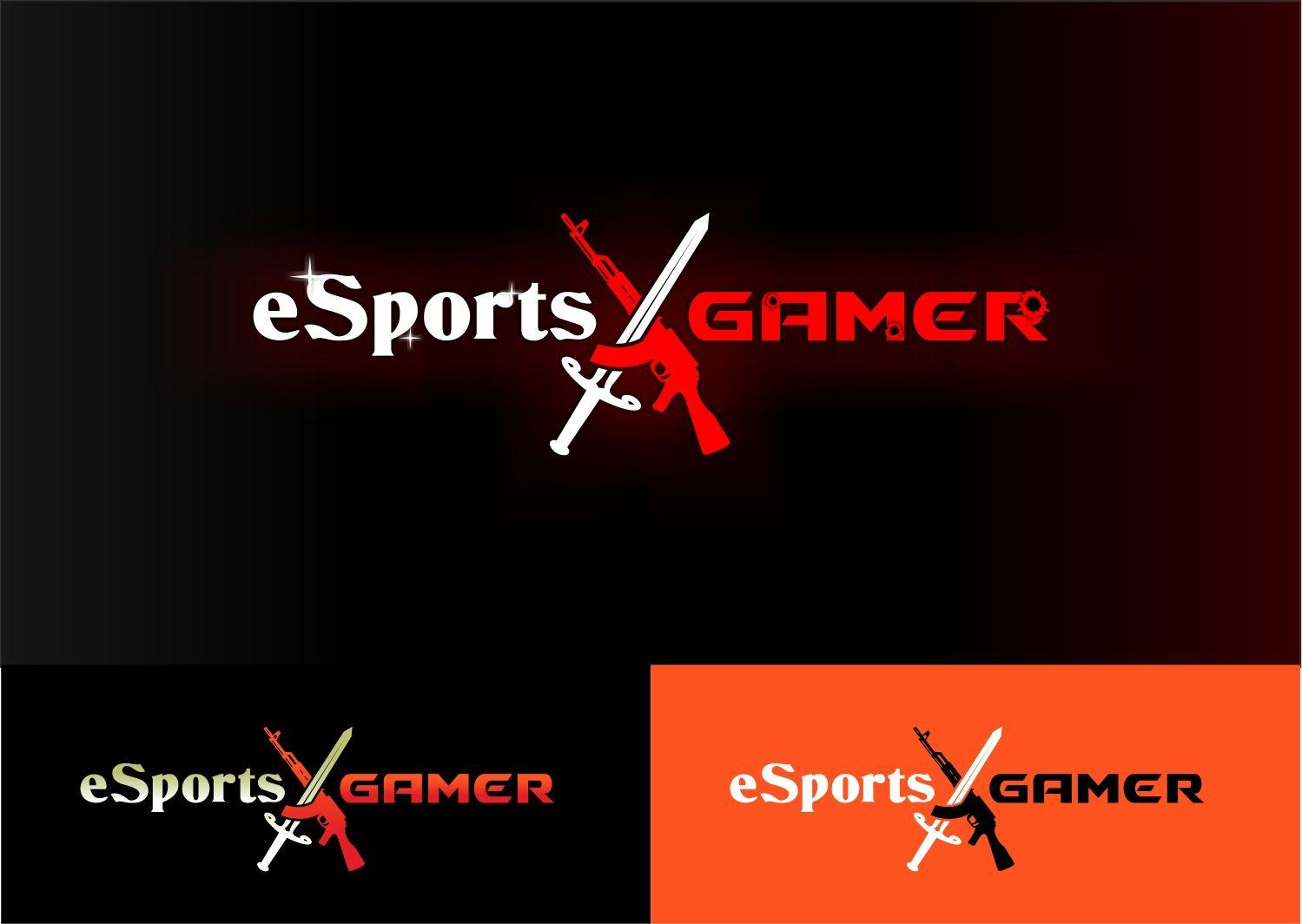 Логотип для киберспортивного (esports) сайта - дизайнер graphin4ik
