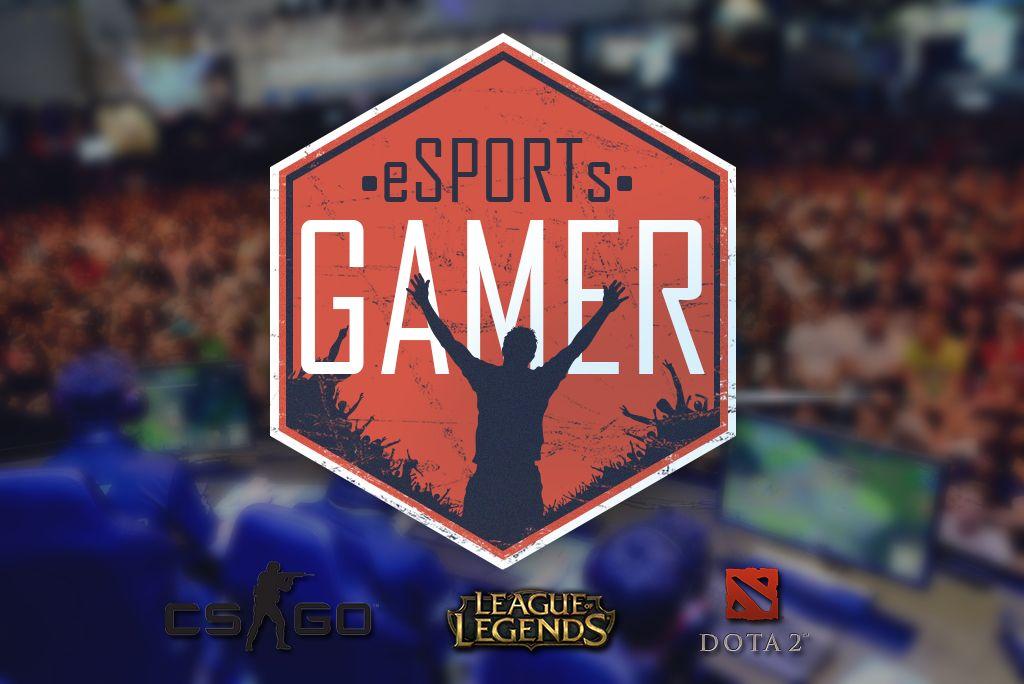 Логотип для киберспортивного (esports) сайта - дизайнер Greitos