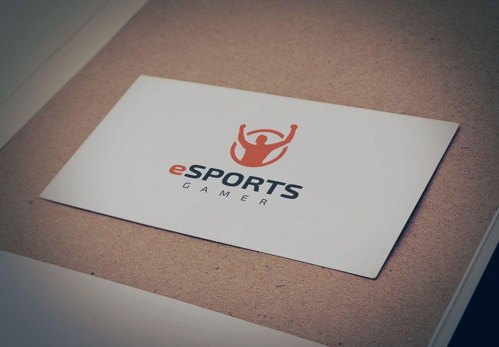 Логотип для киберспортивного (esports) сайта - дизайнер Erlan84