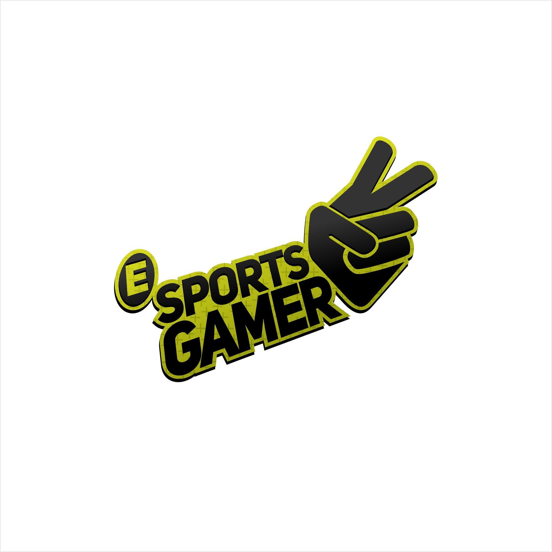Логотип для киберспортивного (esports) сайта - дизайнер OlegSoyka