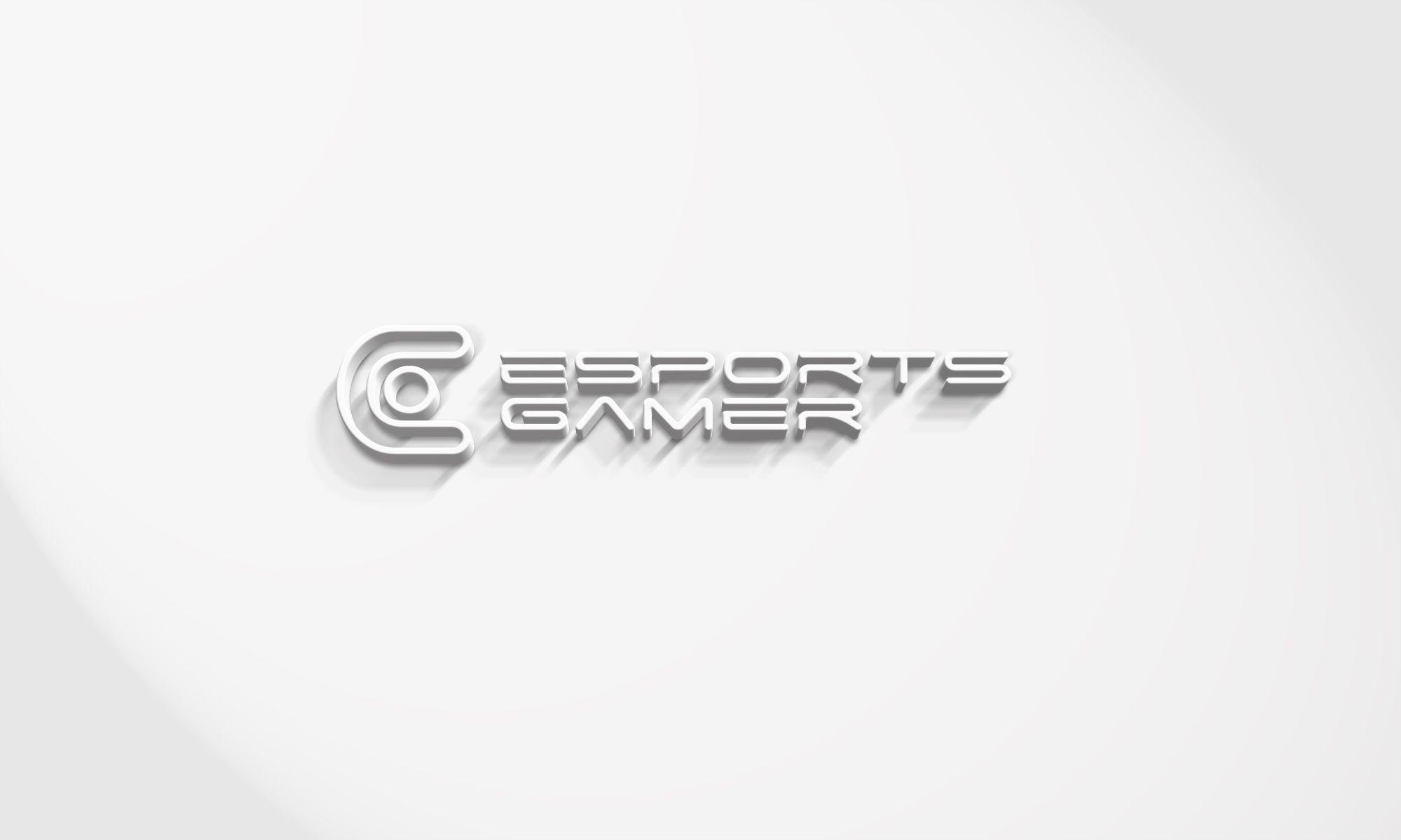Логотип для киберспортивного (esports) сайта - дизайнер U4po4mak