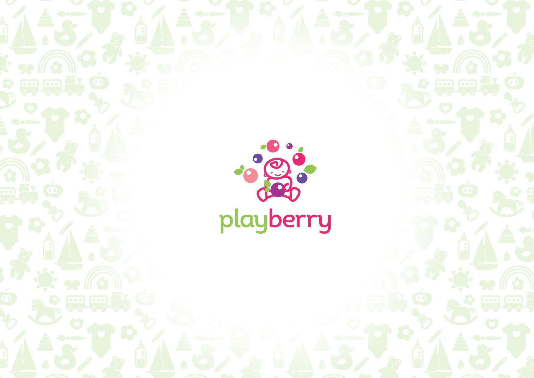 Логотип для интернет-магазина детских товаров - дизайнер Ula_Chu