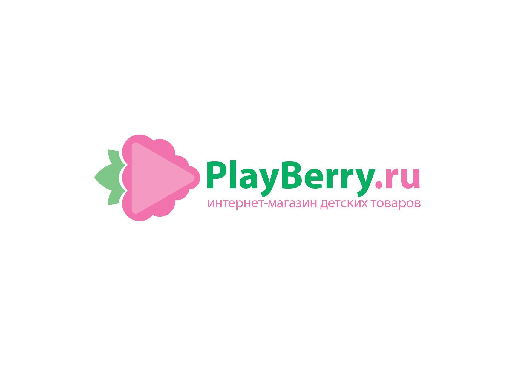 Логотип для интернет-магазина детских товаров - дизайнер anna_rn