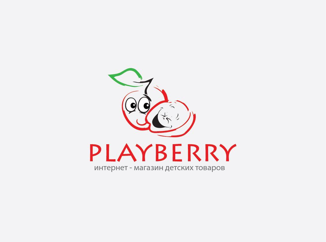 Логотип для интернет-магазина детских товаров - дизайнер gusena23