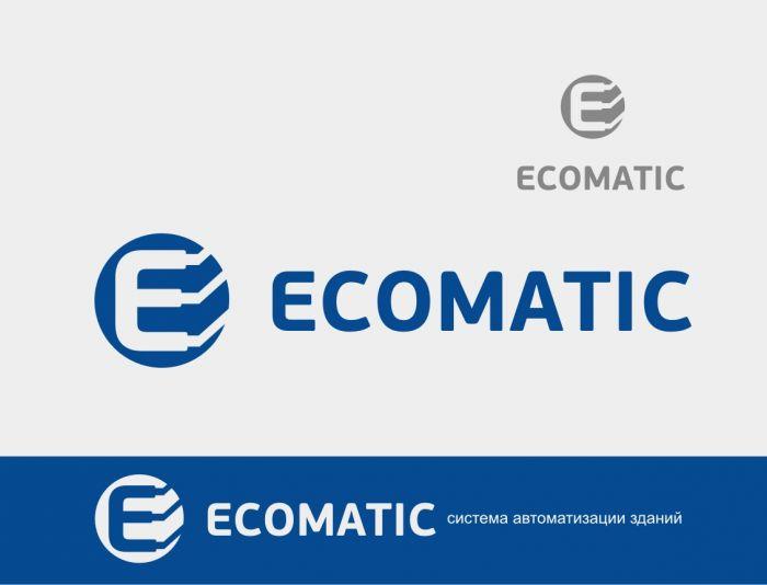 Редизайн логотипа для ECOMATIC - дизайнер pashashama