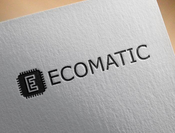 Редизайн логотипа для ECOMATIC - дизайнер vision