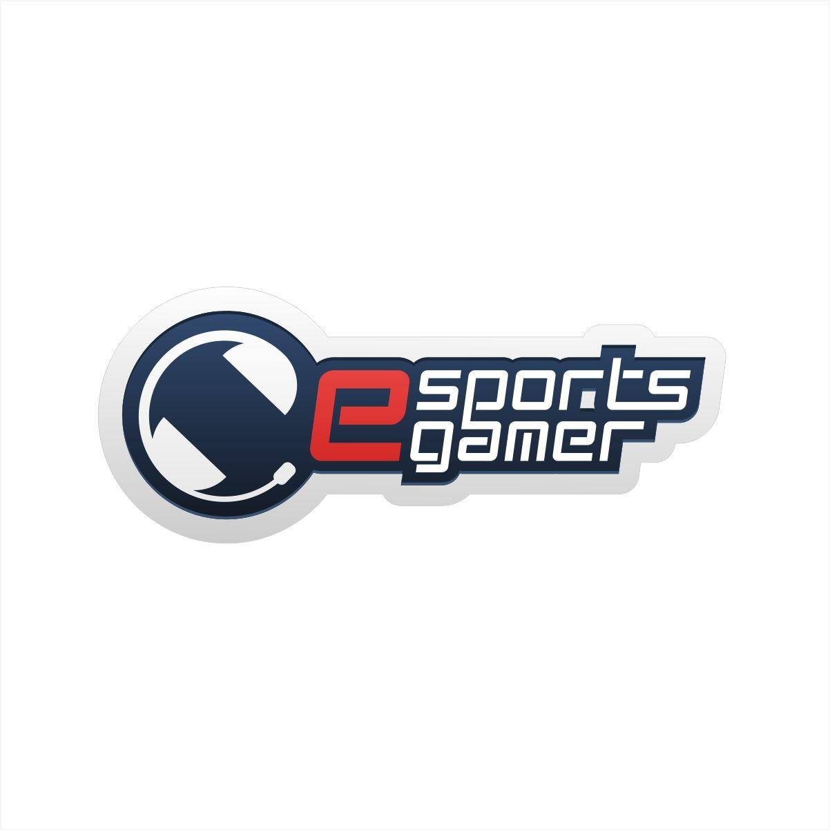 Логотип для киберспортивного (esports) сайта - дизайнер TVdesign