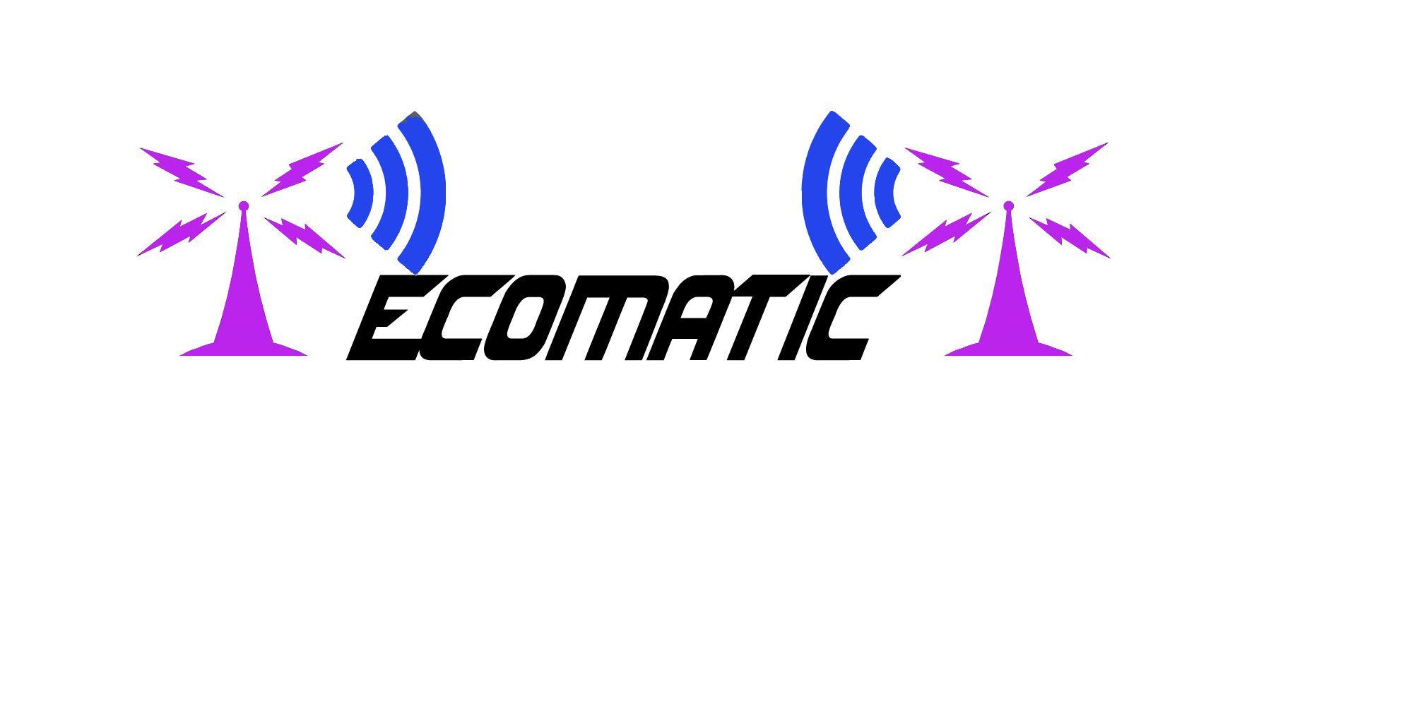 Редизайн логотипа для ECOMATIC - дизайнер makar