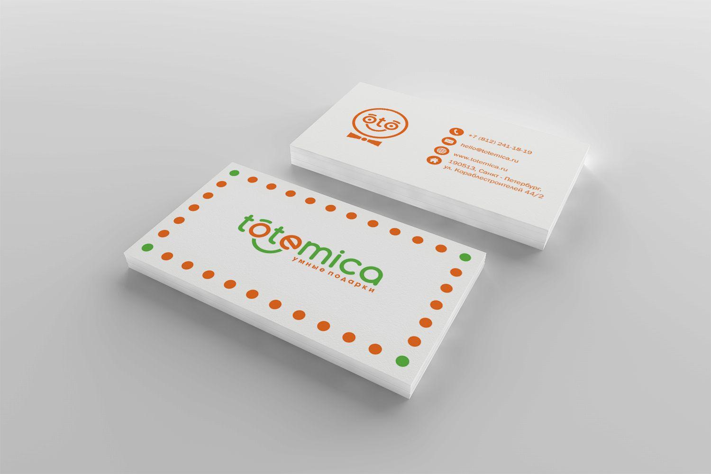 Лого и ФС для ИМ подарков Totemica - дизайнер superrituz