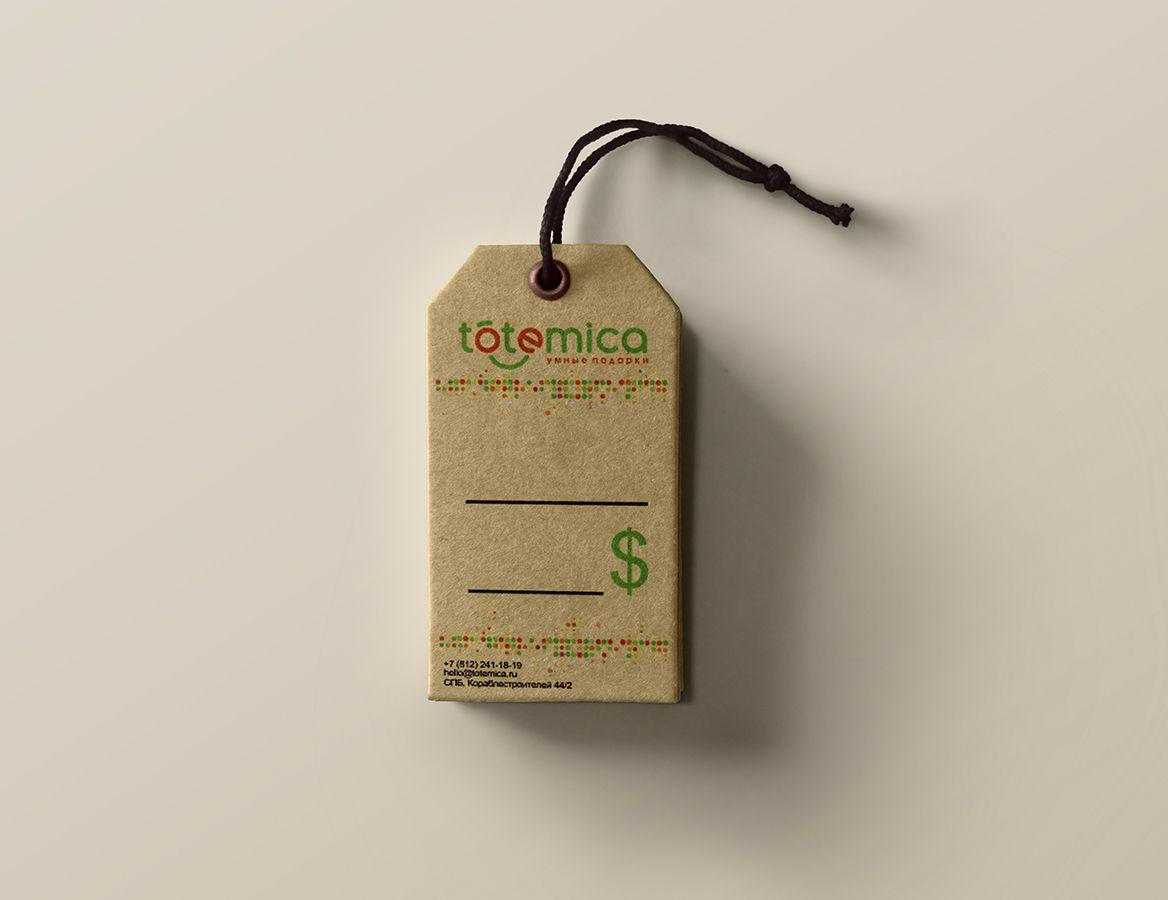 Лого и ФС для ИМ подарков Totemica - дизайнер annasmoke2410