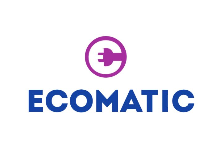 Редизайн логотипа для ECOMATIC - дизайнер lightneon