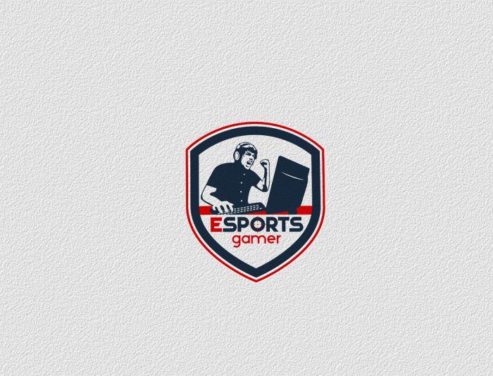 Логотип для киберспортивного (esports) сайта - дизайнер Alphir