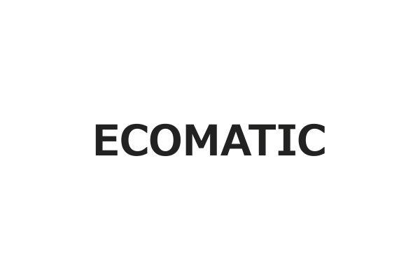Редизайн логотипа для ECOMATIC - дизайнер Salinas