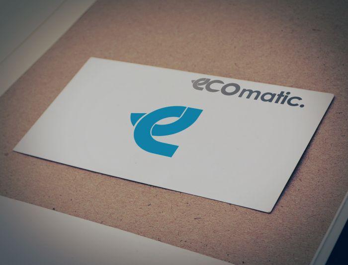 Редизайн логотипа для ECOMATIC - дизайнер alx_art