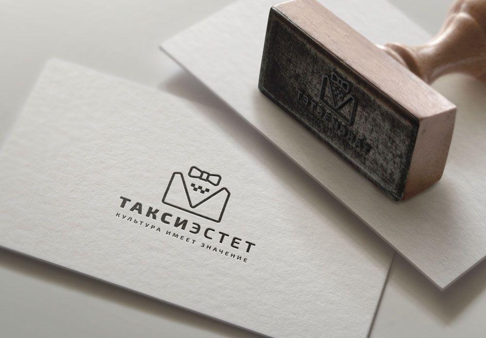 Логотип для taxi-estet.ru - дизайнер GreenRed