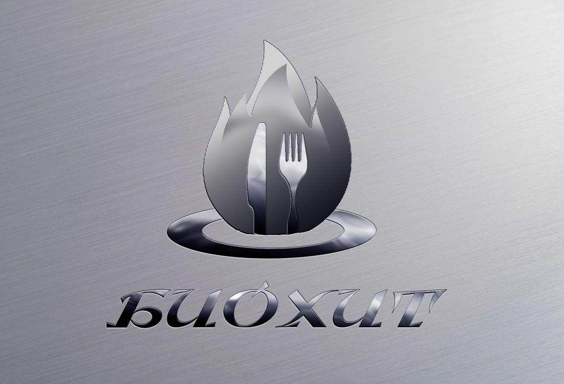 Логотип для мини-печек Биохит - дизайнер Beysh