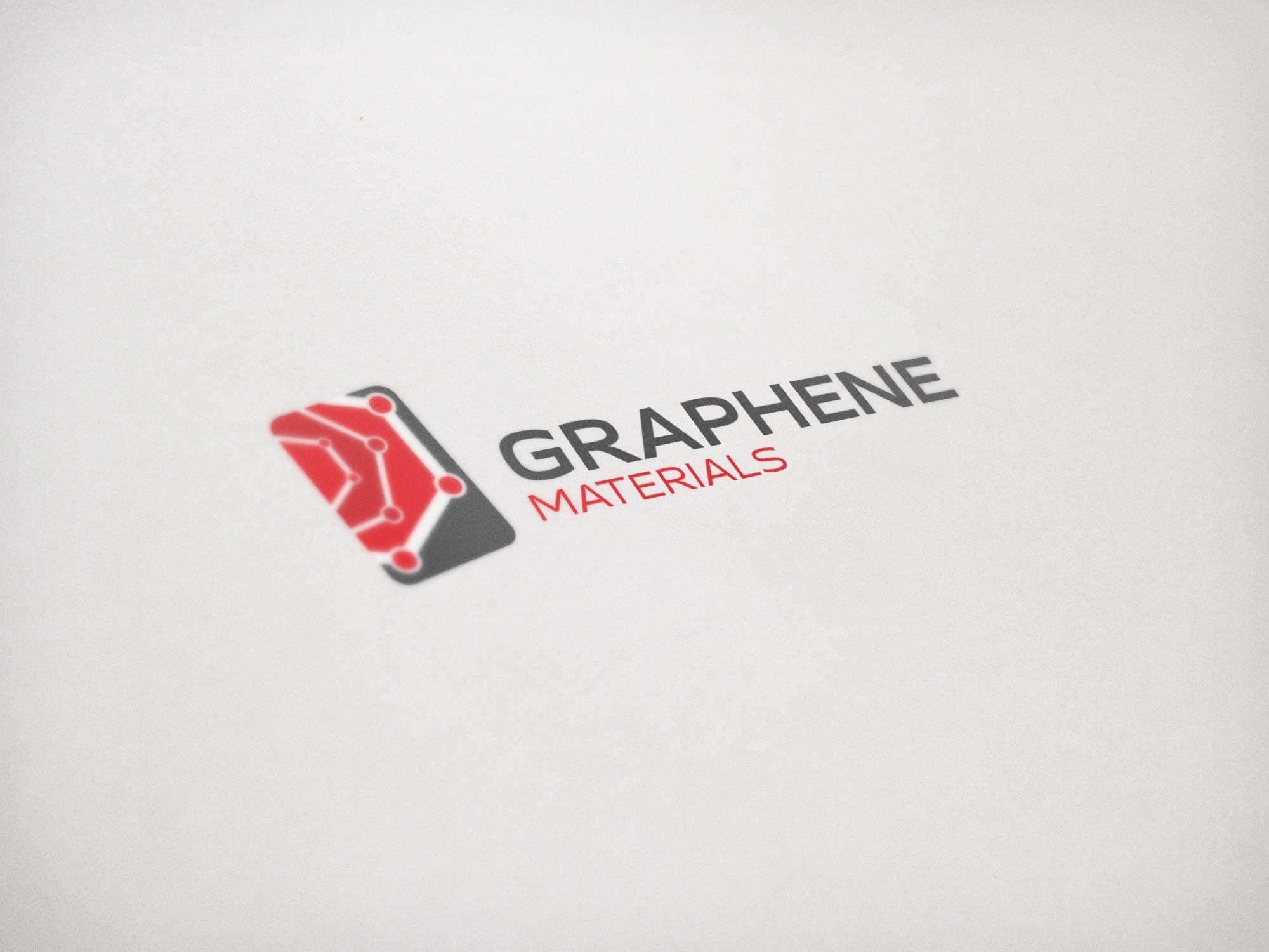 Логотип и ФС для производителя графена - дизайнер vadimsoloviev