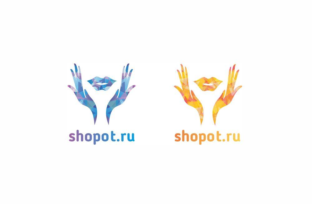 Логотип интернет-сообщества о покупках  - дизайнер nagornoff