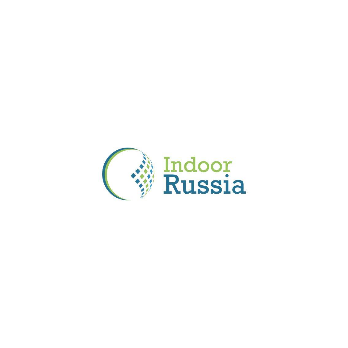 Логотип для рекламного агентства Indoor Russia - дизайнер mkravchenko
